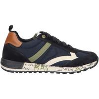 Sapatos Rapaz Sapatilhas Geox J929EA 0FU22 J ALBEN Azul