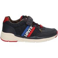 Sapatos Criança Multi-desportos Levi's VORE0012S NEW OREGON 0040 NAVY Azul