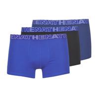 Roupa de interior Homem Boxer Athena BASIC COLOR Azul