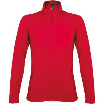 Textil Mulher Casaco polar Sols NOVA WOMEN SPORT Rojo
