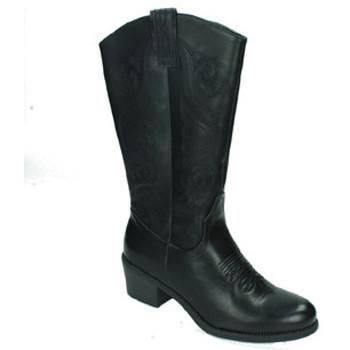 Sapatos Mulher Botas Nio Nio  Preto