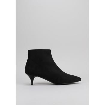 Sapatos Mulher Botas baixas Krack BAILE Preto