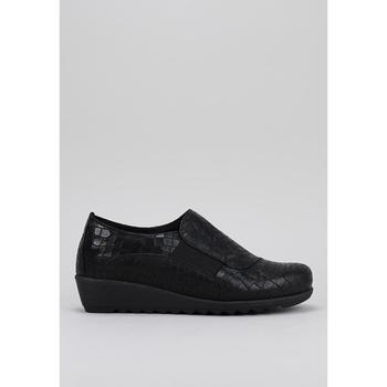 Sapatos Mulher Mocassins Amanda HURGHADA Preto