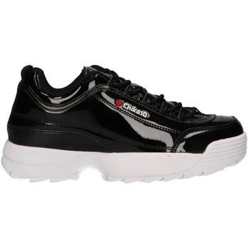 Sapatos Mulher Sapatilhas Chika 10 BEYONCE 01 Negro