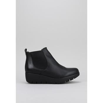 Sapatos Mulher Botins Sandra Fontan WILLY Preto