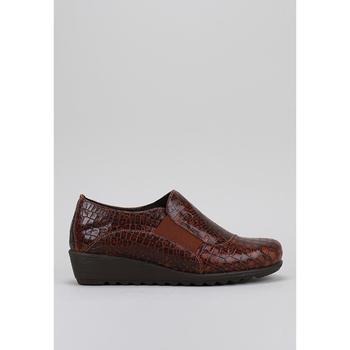 Sapatos Mulher Mocassins Amanda HURGHADA Castanho