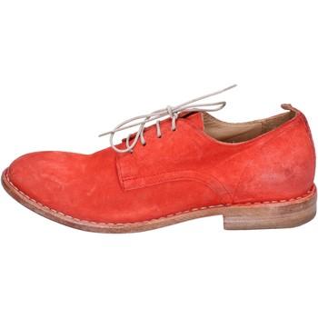 Sapatos Mulher Sapatos Moma BR966 vermelho