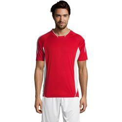 Textil Homem T-Shirt mangas curtas Sols MARACANA 2 SSL SPORT Rojo