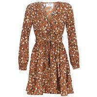 Textil Mulher Vestidos curtos Betty London LISONS Castanho