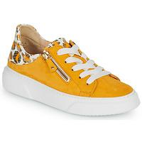 Sapatos Mulher Sapatilhas Gabor KURUKU Amarelo