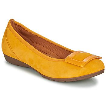 Sapatos Mulher Sabrinas Gabor KASTIPON Amarelo