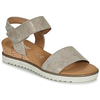 Sapatos Mulher Sandálias Gabor  Ouro
