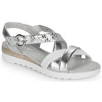 Sapatos Mulher Sandálias Gabor KRIZI Prata