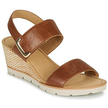 Sapatos Mulher Sandálias Gabor KERILA Conhaque