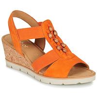 Sapatos Mulher Sandálias Gabor KALINA Laranja