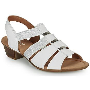 Sapatos Mulher Sandálias Gabor KEIJA Branco