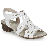 Sapatos Mulher Sandálias Gabor KELELE Branco