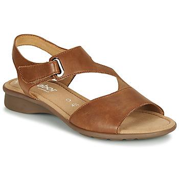 Sapatos Mulher Sandálias Gabor KESTE Conhaque