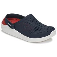 Sapatos Tamancos Crocs LITERIDE CLOG Marinho / Vermelho