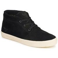 Sapatos Homem Sapatilhas Gola ARCTIC Preto