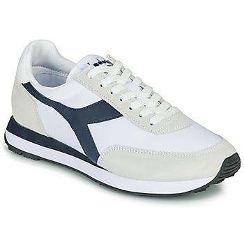Sapatos Sapatilhas Diadora KOALA Branco / Azul