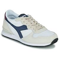 Sapatos Sapatilhas Diadora CAMARO Bege / Azul