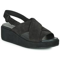 Sapatos Mulher Sandálias Camper MISIA Preto