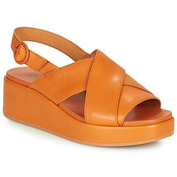 Sapatos Mulher Sandálias Camper MISIA Camel