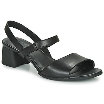 Sapatos Mulher Sandálias Camper KATIE SANDALES Preto