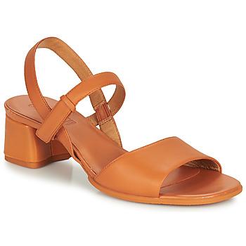 Sapatos Mulher Sandálias Camper KATIE SANDALES Camel