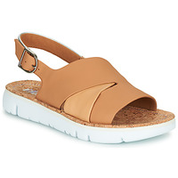 Sapatos Mulher Sandálias Camper TWINS Cru / Branco