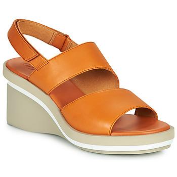 Sapatos Mulher Sandálias Camper KIR0 Camel