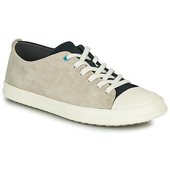 Sapatos Homem Sapatilhas Camper TWINS Cinza / Claro / Azul