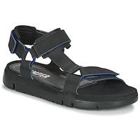 Sapatos Homem Sandálias Camper ORUGA Preto