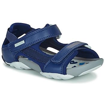 Sapatos Criança Sandálias Camper OUS Azul / Marinho