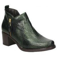 Sapatos Mulher Botas baixas Serenity 4481 vert