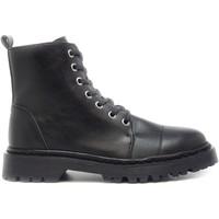 Sapatos Botas baixas Nae Vegan Shoes Harley preto