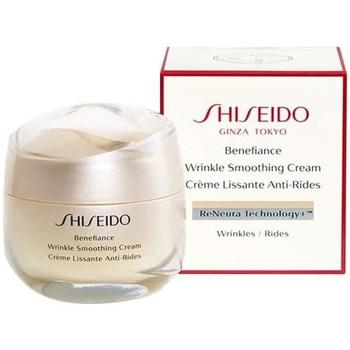 beleza Mulher Anti-age e Anti-rugas Shiseido Benefiance Wrinkle Smoothing Cream - 50ml - creme anti-rugas Benefiance Wrinkle Smoothing Cream - 50ml - anti-wrinkle cream