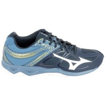 Sapatos Homem Sapatilhas de basquetebol Mizuno Thunder Blade 2 Bleu Azul