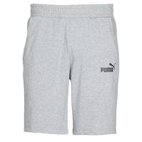 Textil Homem Shorts / Bermudas Puma JERSEY SHORT Cinza