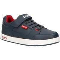 Sapatos Criança Sapatilhas Levi's VGRA0061S NEW GRACE 0040 NAVY Azul