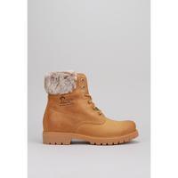 Sapatos Homem Botas baixas Panama Jack Felicia Amarelo