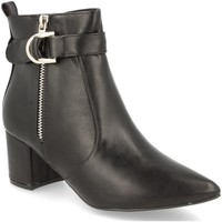 Sapatos Mulher Botins Encor D148 Negro