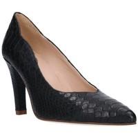 Sapatos Mulher Escarpim Moda Bella 93-1496 ANACONDA NEGRO Mujer Negro noir