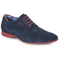 Sapatos Homem Sapatos Fluchos VESUBIO Marinho / Vermelho