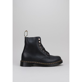 Sapatos Homem Botas baixas Dr Martens 1460 PASCAL SOAP STONE Preto