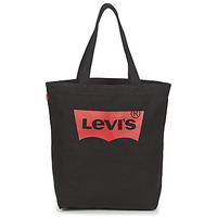 Malas Mulher Cabas / Sac shopping Levi's BATWING TOTE Preto