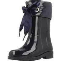 Sapatos Rapariga Botas baixas Igor W10114 Azul