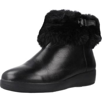 Sapatos Mulher Botas baixas Stonefly PASEO IV 19 Preto