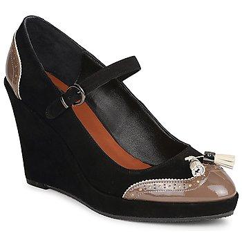 Sapatos Mulher Escarpim C.Petula MAGGIE Preto
